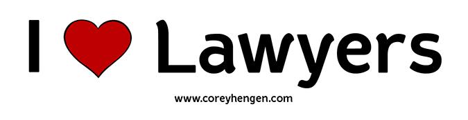 I Heart Lawyers